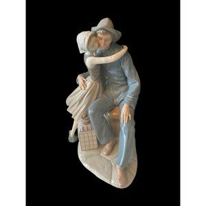 Lladro Vintage Retired The Kiss 4888
